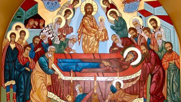 La mulţi ani tuturor celor care-şi serbează onomastica de sfânta Maria