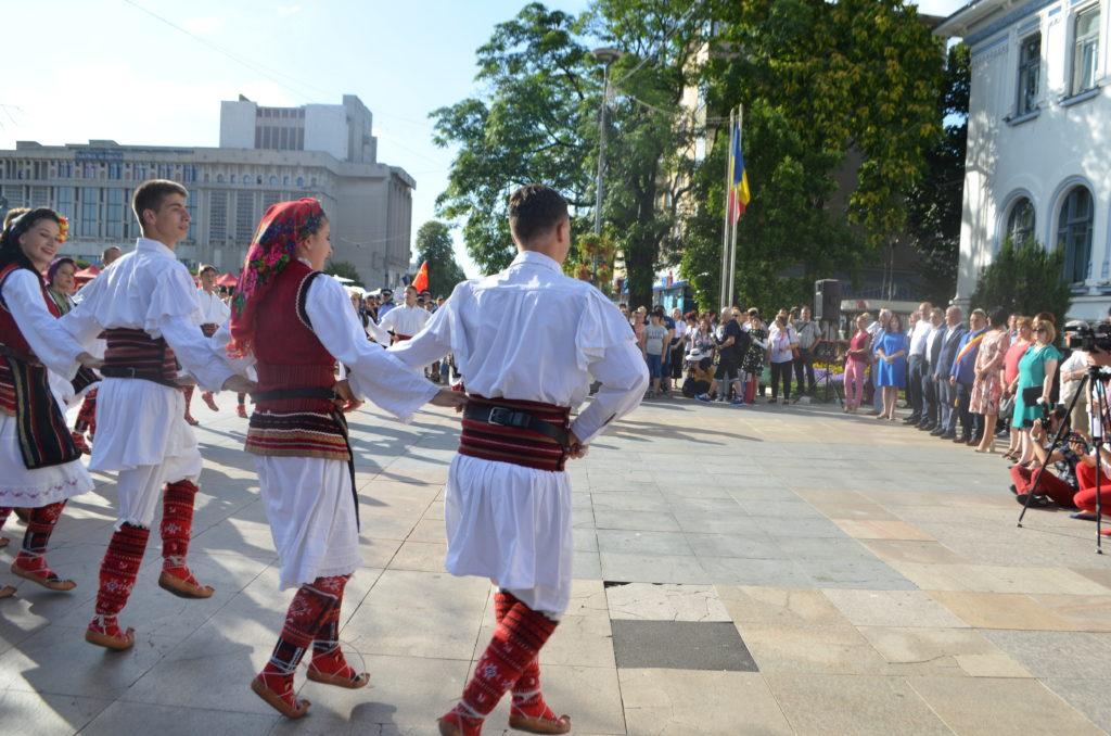 Începe Festivalul Internațional de Folclor