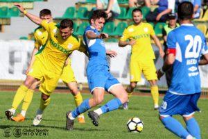 CS Mioveni şi FC Argeş au pierdut în deplasare