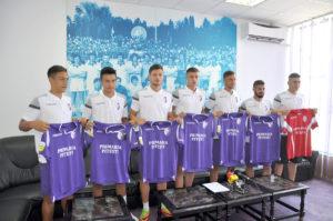 FC Argeş se duelează cu CS Baloteşti