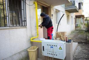 Branşarea la gaze s-a scumpit cu 300% într-o săptămână