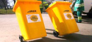 Mioveni, primul oraş care reciclează integral deşeurile