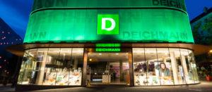 Deichmann deschide un magazin, la Curtea de Argeş