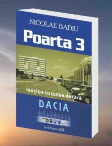 """Poarta 3 - Dacia"