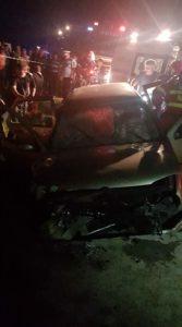 ACUM Accident cu doua victime la Pietroșani