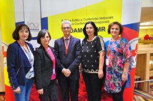 ORDINUL ASISTENȚILOR MEDICALI DIN ROMÂNIA, EVENIMENT DE SUCCES CU PARTICIPARE INTERNAȚIONALĂ