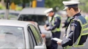 Sancțiuni pentru șoferii indisciplinați