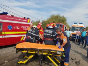 ACUM! Accident rutier cu 3 victime
