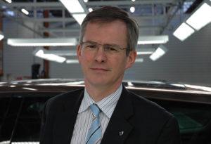 Jerome Olive revine la conducerea Dacia