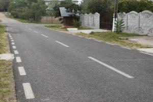 Drumurile sunt asfaltate ... sau pietruite