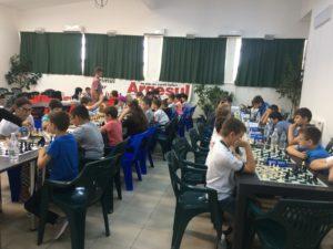A început memorialul Dorel Ștefănescu la șah