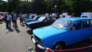 Dacia, 50 de ani de istorie pe roţi