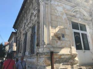 Casa unui fost primar al Piteștiului, în paragină