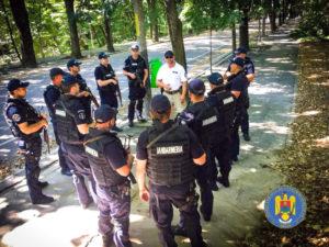 Jandarmi argeşeni, la pregătire antitero