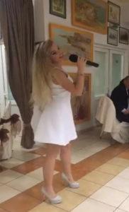 Tinerii talentaţi au cuvântul - Marina Spânu