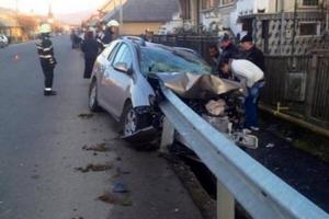 Copil rănit în accident la Piteşti