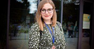 O elevă de elită: Bianca Gănescu