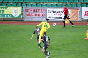 CS Mioveni joacă în Cupa României cu o echipă de Liga a treia