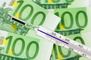 Euro a adormit la 4,64 lei