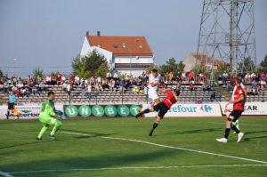 FC Argeş, victorie obţinută cu mari emoţii