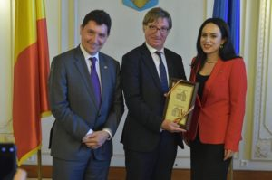 Prietenie româno-franceză la nivel înalt