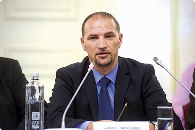 Gabriel Moiceanu: