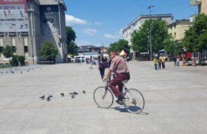 Șefii Primăriei, pe bicicletă la serviciu!