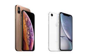 iPhone Xs, iPhone Xs Max si iPhone Xr au fost lansate