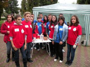 Societatea Apă Canal 2000 continuă să organizeze programul Ziua Internaţională de Monitorizare a Apei