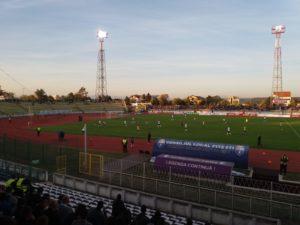 Victorie la scor de neprezentare pentru FC Argeș