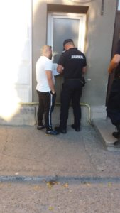Argeşean urmărit de Poliţia Buzău