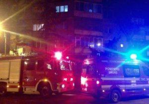 Moarte suspectă în cartierul Craiovei