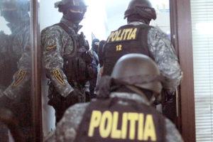 POLIŢIŞTI şi MASCAŢI ARGEŞENI, INTERVENŢIE la contrabandişti sibieni