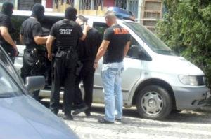 Argeşean săltat de poliţişti din Mureş