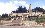 Ţărână stropită cu sângele eroilor de la Mateiaş, depusă la Alba Iulia
