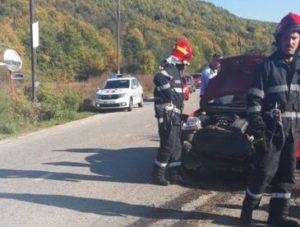 Cauza accidentului de la Budeasa - a ignorat semnul de cedează trecerea