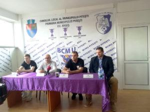 BCM U Piteşti - BC SCM Timişoara, duelul orgoliilor rănite