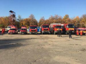 ISU Argeş caută tineri pentru Şcoala de subofiţeri - pompieri şi protecţie civilă