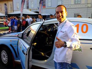 Valentin Porcişteanu, pe podiumul naţional