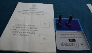 Referendum în Argeş. Vârfuri şi... prăpăstii