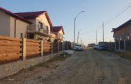 La Piteşti, cartier de vile cu drumuri de căruţă