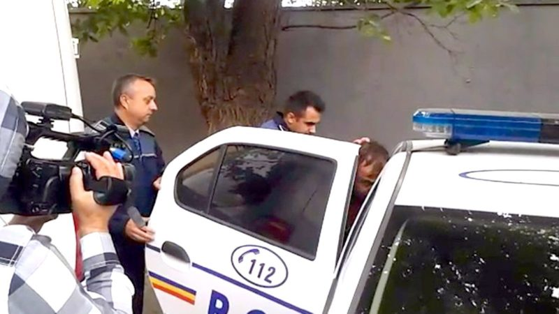 [FOTO] Agresorul minorei de 12 ani a fost arestat!