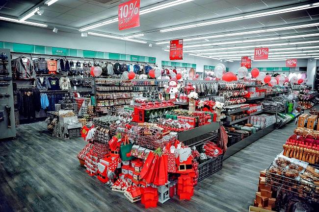 KiK a deschis un magazin la Mioveni