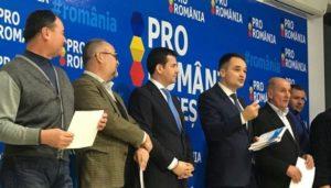 Doi argeşeni, vicepreşedinţi la Pro România