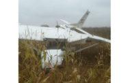 Pilotul de 23 de ani a fentat moartea în picaj!