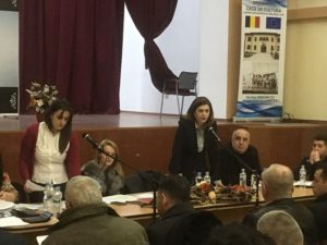 Ioana Jenica Dumitru dă în JUDECATĂ consilierii locali