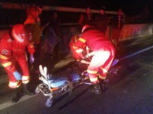 Pieton, biciclist şi şofer răniţi în ACCIDENTE care puteau fi EVITATE