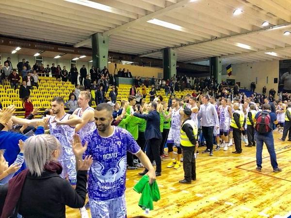 BCM Piteşti, a treia victorie consecutivă!