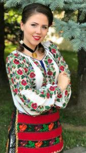 Claudia de la Odobescu: