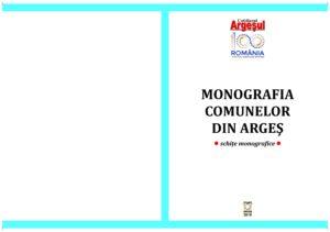 Monografia satului argeşean - sub tipar